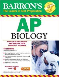 ap biology review book