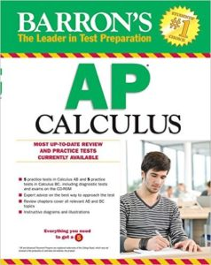 ap calculus ab test prep review book