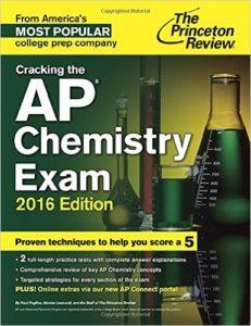 ap chemistry exam