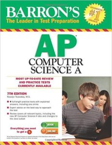 ap computer science review book