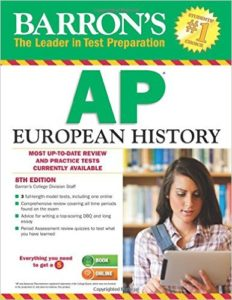 ap european history review book
