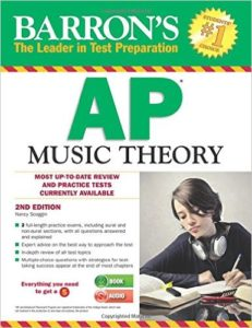 ap music theory review book