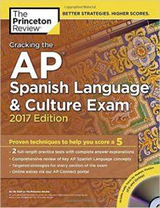 ap spanish review book
