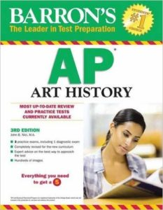 ap art history review book
